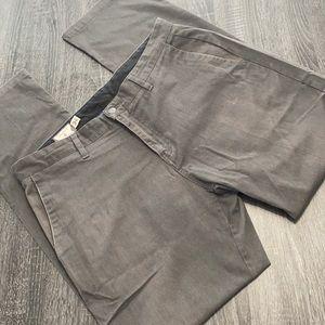 MENS Volcom Corpo Class Pants - Gray